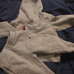 Other - Toddler champion sweatsuit